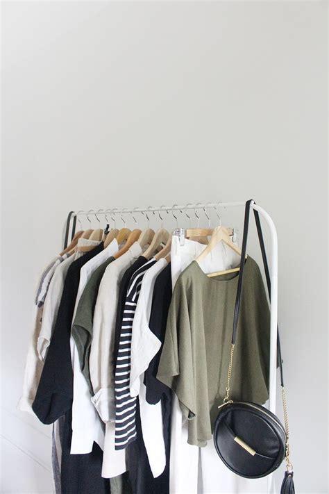 Closet Minimalist by 25 Great Ideas About Minimalist Closet On