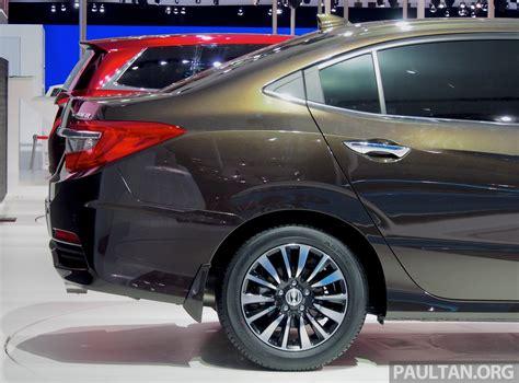 Shanghai 2018 Honda Crider Production Car Debuts Image 169939