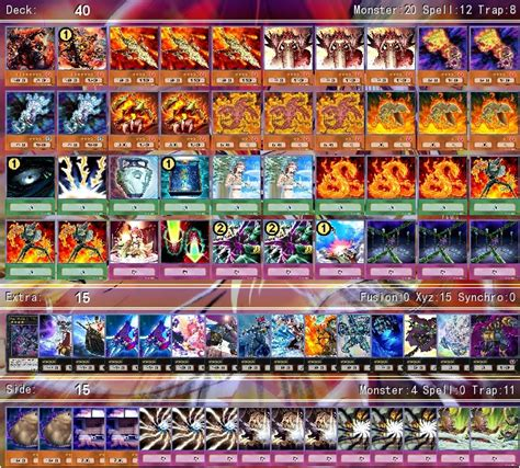 Yugioh Volcanic Deck 2016 by My Volcanic Deck Decks Ygopro Forum
