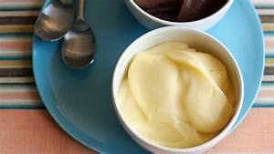 Vanilla or Chocolate Pudding