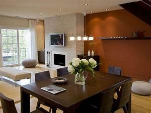 dining room interior furniture wall decorating ideas for With interior design ideas small dining area