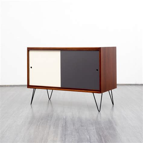 Coloured Sideboards by Coloured Teak Sideboard 1960s For Sale At Pamono