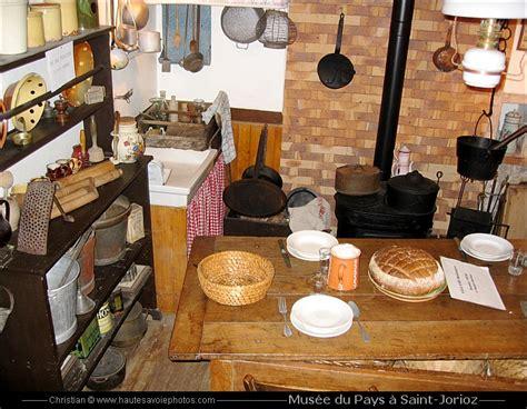 cuisine savoyarde cuisine savoyarde des ées 1900 reconstituée au musée de