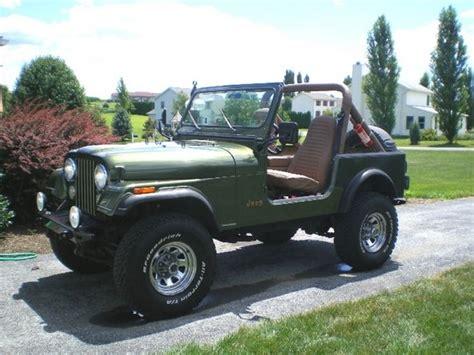 scundo  jeep cj specs  modification info