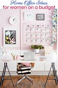 Home, Office, Ideas, For, Women, On, A, Budget, U2022, Pictures, U0026, Easy, Diy, Ideas