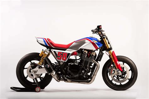 tr st designs the honda cb1100 tr concept gives a nod towards europe s