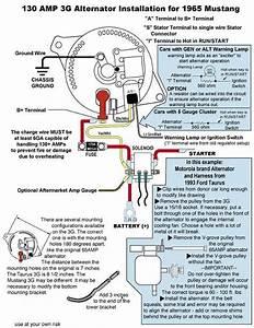 04 Mustang Charging System Wiring Diagram