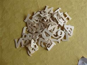 Lettre En Bois A Peindre : lettre en bois prnom pas cher trendy lettres bois prnom ~ Dailycaller-alerts.com Idées de Décoration