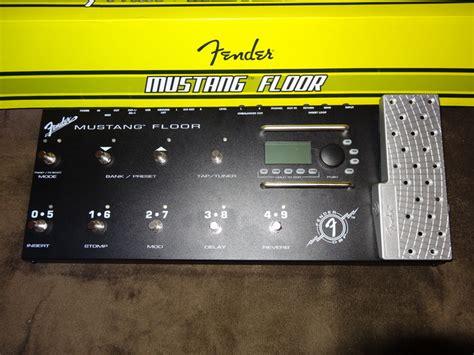 fender mustang floor pedal fender mustang floor image 513415 audiofanzine