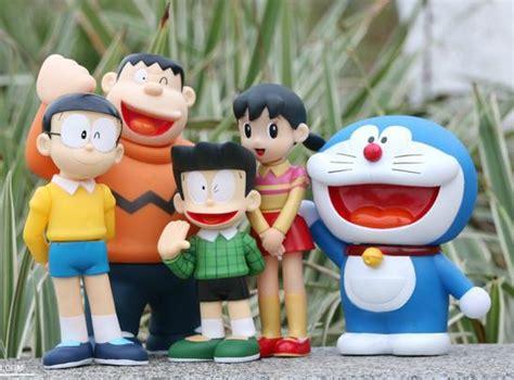 On Sale Genuine Doraemon Nobita Shizuka Doll Ornaments Car