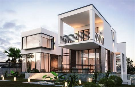 Contemporary Modern House Design  Comelite Architecture