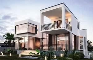 Contemporary, Modern, House, Design