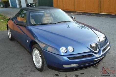 1997 Alfa Romeo Spider 960 Twin Spark 16v Low Reserve