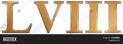Lviii Roman Numeral