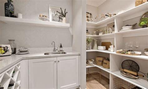 porter davis homes house design hillside pantry