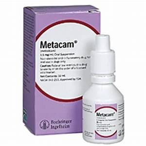 metacam meloxicam oral suspension 0 5 mg ml 15 ml