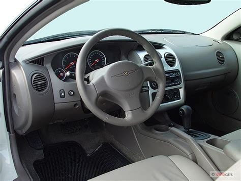 image  chrysler sebring   door coupe limited