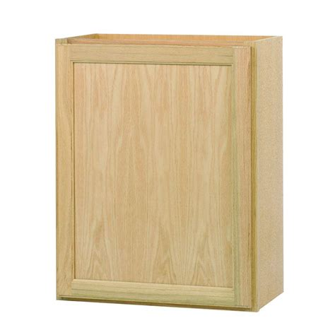 kitchen wall cabinets home depot assembled 24x30x12 in wall kitchen cabinet in unfinished 8699