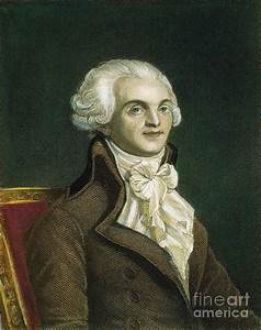 maximilien robespierre photograph by granger With robes pierre