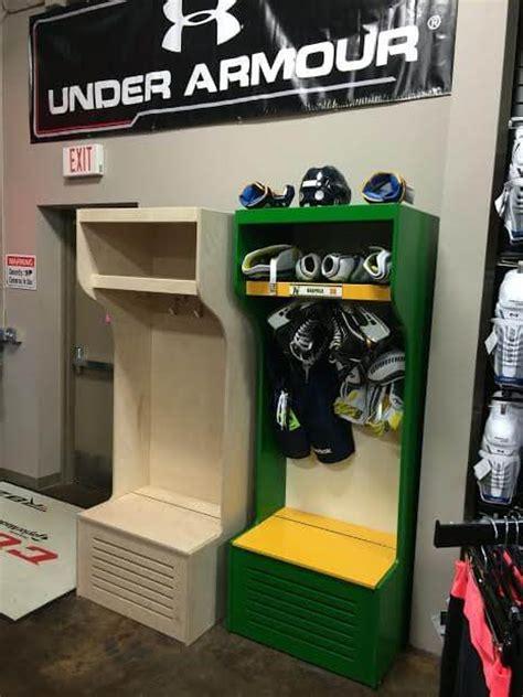 homemade hockey locker homemade ftempo