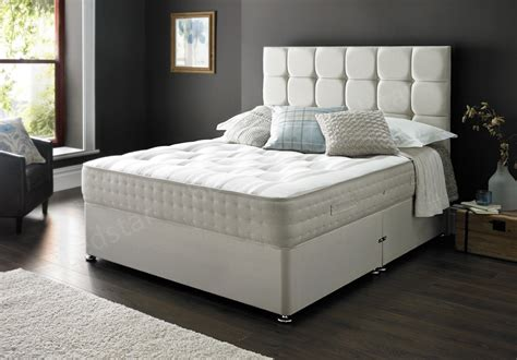 Headboards For Bed by Giltedge Beds Baroness Ortho 1000 Zip Link 6ft Superking