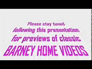 Please Stay Tuned Barney Play along Style #2 - YouTube