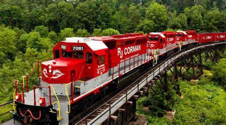 Rj Corman Railroad Group - Half Pencil