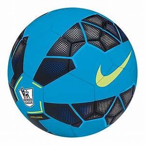 Nike Luma EPL Soccer Ball (Blue/Black/Volt) | Nike Soccer ...