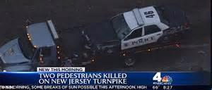 Police car involved in fatal pedestrian crash on New ...