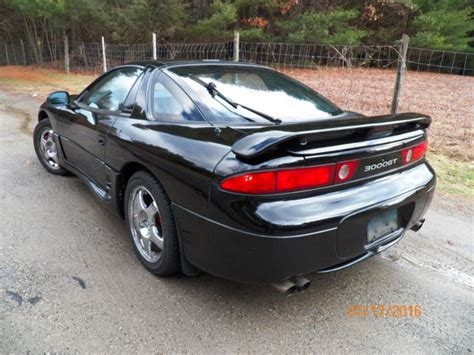 1994 Mitsubishi 3000gt Vr4 by 1994 3000gt Vr4 Awd Turbo For Sale Photos Technical