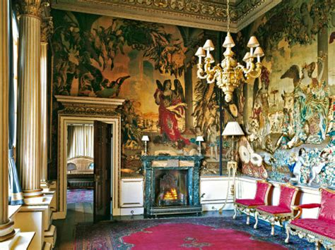 north state sitting room holkham hall holkham