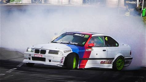 Drift Monster Bmw E36 Turbo Mountain Drifting