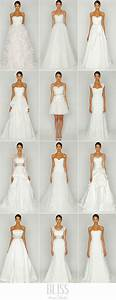 Wedding dress shapes wedding dresses to make you swoon for Wedding dress shapes