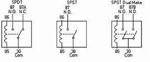 powercontrol halloweentinkering With 5 pin dual output relay