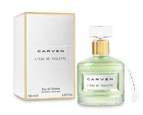 l eau de toilette carven perfume a new fragrance for 2014