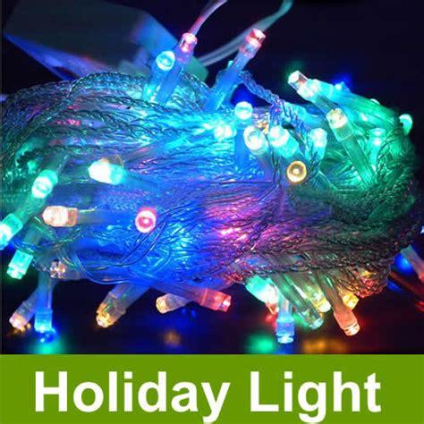 2set lot 1x 10m 100leds outdoor led string light led