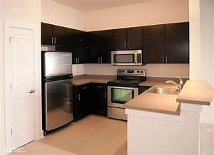 Stylish small apartment kitchen design that make your for Kitchen cabinet design for small apartment