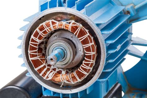 Rewind and Repairs of AC Motors and Common Problems ...