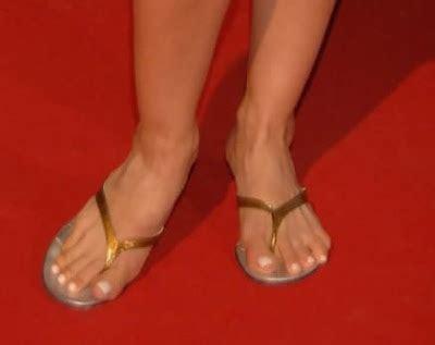 fran drescher feet