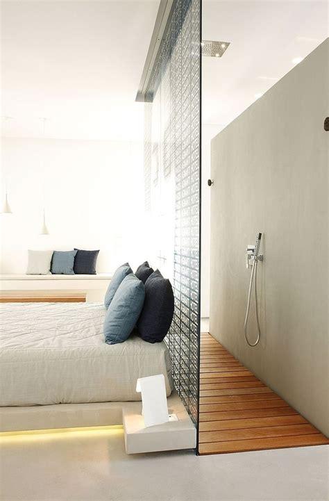 sleeping bad design badkamer in slaapkamer i love my interior
