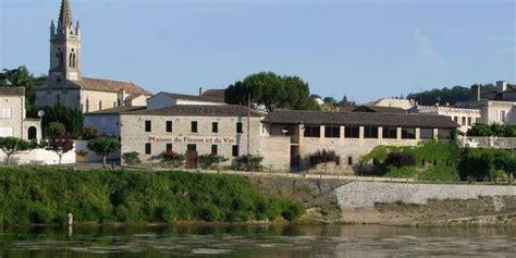 la maison du fleuve 192 la d 233 couverte de la maison du fleuve et du vin sud ouest fr