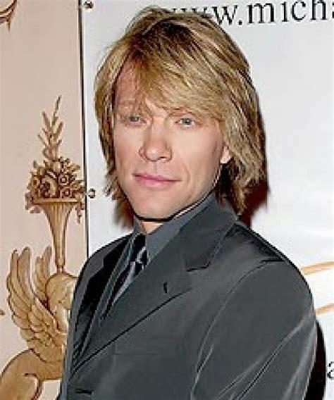 Jon Bon Jovi Hairstyles Best Tattoo Pictures