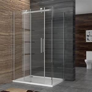 Duschkabine Mit Duschtasse : schiebet r 100 150cm duschkabine duschabtrennung duscht r duschwand nano glas mit duschtasse ~ Frokenaadalensverden.com Haus und Dekorationen