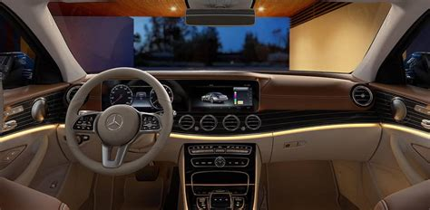 Then browse inventory or schedule a test drive. 2020 Mercedes-Benz E-Class Interior | Mercedes-Benz of San ...