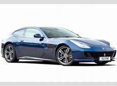 Ferrari GTC4 Lusso coupe review Carbuyer
