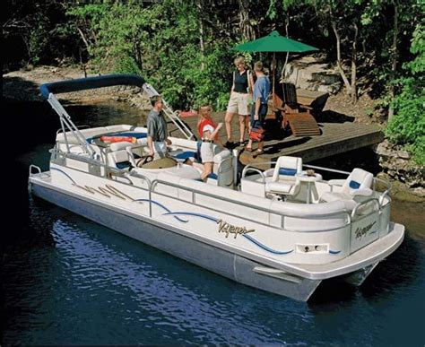 Fishing Boat Voyager by Used Pontoon Voyager Boats For Sale Boats