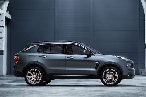 New brand Lynk & Co unveils ?state of the art? SUV by CAR