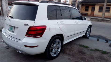 Some things you need to know Registered 2014 Mercedes Benz GLk 350 Available At 11m - Autos - Nigeria