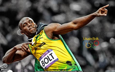 usain bolt hd wallpaper background image