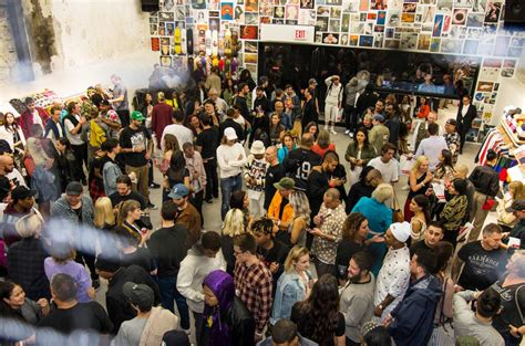 This Was The Scene At Supreme Brooklyn's Opening Party